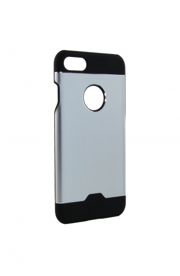 Luxo Terrific iPhone 7 phone case-Silver