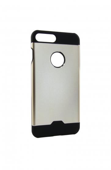 Luxo Terrific iPhone 7 plus case-Gold