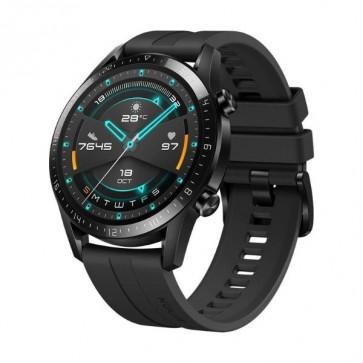 "Смарт часовник Huawei GT 2 Black, 1.39"" Amoled, 4GB, 50m water resistant"