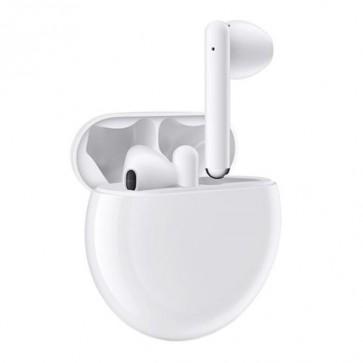 Wireless слушалки Huawei FreeBuds 3 White, Dolphin Bionic дизайн