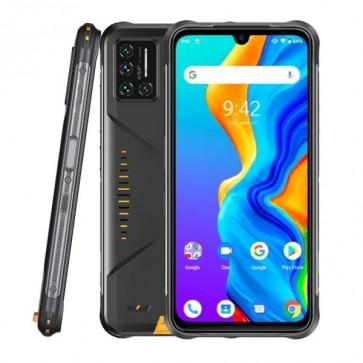 """Смартфон Umidigi Bison Yellow, 8+128GB, 6.3"""", 5000mAh, IP68/69K, Sony camera, Официален внос, 2г. гаранция, Безплатна доставка."""