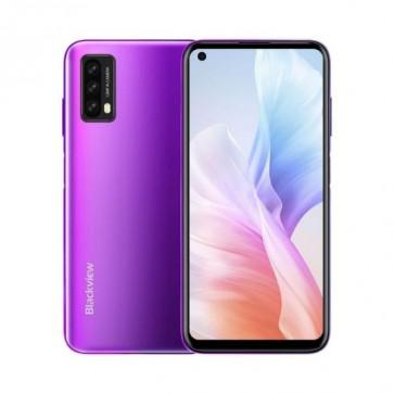 """Смартфон Blackview A90 Purple, 4+64GB, 6.39"""", 4280mAh батерия"""