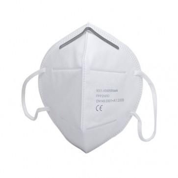 Комплект 10 бр медицински маски за многократна употреба Lamdown, сертифицирани, противовирусни