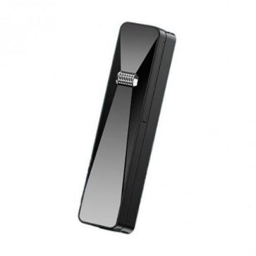 Smart Selfie Stick M2 Mini Black, LED светлини, Bluetooth свързване, регулируема светлина