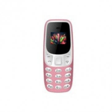 Tiny star mini, Pink, мобилен телефон, Handsfree, Bluetooth, Dual sim