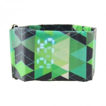 Art Watch, цифров часовник,waterproof, лек и елегантен, подходящ за деца и жени, Green