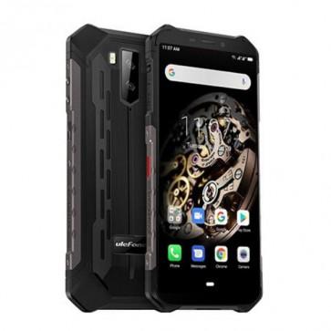 Ulefone Armor X5 Pro Black, 4+64GB, Подводна Камера, Android 10.0 + Подарък стъклен протектор