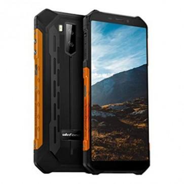 Ulefone Armor X5 Pro Orange, 4+64GB, Подводна Камера, Android 10.0 + Подарък стъклен протектор