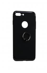 Luxo Acura iPhone 7 plus case-Black