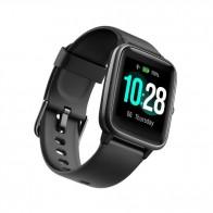 """Смарт часовник Ulefone Watch Black, водоустойчив, 1.3"""""""