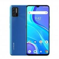 """Смартфон Umidigi A7S Син, 2+32GB, 6.53"""", 4150mAh + силиконов кейс, вграден термометър, Официален внос, 2г. гаранция, Безплатна доставка"""