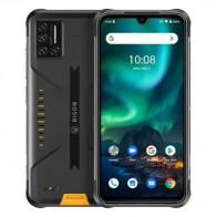 """Смартфон Umidigi Bison Yellow, 6+128GB,  6.3"""", 5000mAh, IP68/69K Официален внос, 2г. гаранция, Безплатна доставка."""