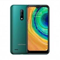 Смартфон Ulefone Note 8 Green, Android 10, Face Unlock, Waterdrop Screen