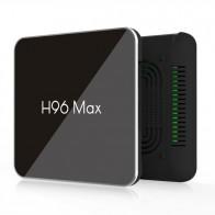 Смарт TV Box H96 Max, Android 9.0,SDRAM 4+64 GB, 4k Video