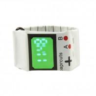Art Watch, цифров часовник,waterproof, лек и елегантен, подходящ за деца и жени, Game