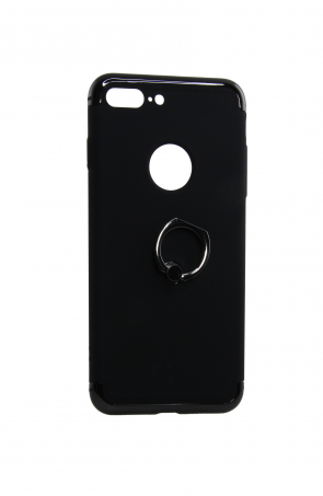 Luxo Acura iPhone 7 plus case-Black