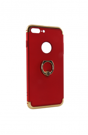 Luxo Acura iPhone 7 plus case-Red