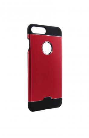 Luxo Terrific iPhone 7 plus case-Red