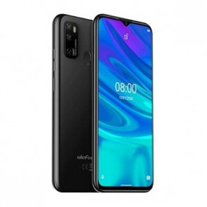 "Смартфон Ulefone Note 9P Black, Android 10, 6.52"" HD+ дисплей, 4GB + 64GB памет"