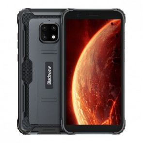 "Смартфон Blackview BV4900  Pro Black, Android 10, 8MP тройна Samsung камера, 5,7"", 4+64GB"