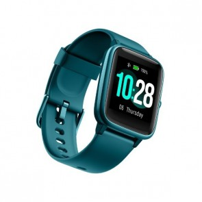 "Смарт часовник Ulefone Watch Turquoise, водоустойчив, 1.3"""