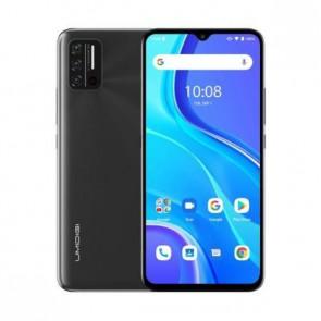 """Смартфон Umidigi A7S Black, 2+32GB, 6.53"""", 4150mAh + силиконов кейс, вграден термометър, Официален внос, 2г. гаранция, Безплатна доставка."""