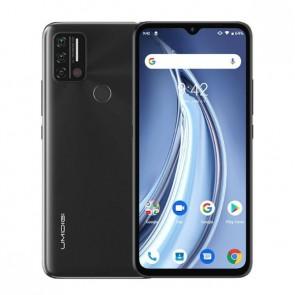 """Смартфон Umidigi A9 Black, 3+64GB, 6.53"""", 5150mAh, силиконов кейс, Официален внос, 2г. гаранция, Безплатна доставка."""