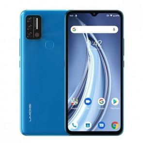 """Смартфон Umidigi A9 Blue, 3+64GB, 6.53"""", 5150mAh + силиконов кейс.Официален внос, 2г. гаранция, Безплатна доставка."""