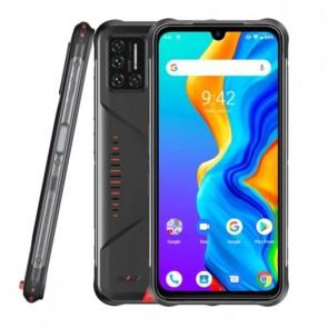 """Смартфон Umidigi Bison Orange, 8+128GB, 6.3"""", 5000mAh, IP68/69K, Официален внос, 2г. гаранция, Безплатна доставка."""
