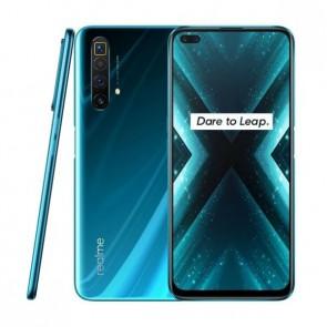 """Смартфон Realme X3 Blue, 8+128GB, 6.6"""", 4200mAh + силиконов кейс"""