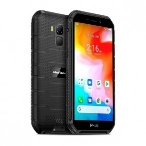"Смартфон Ulefone Armor X7 Black, Android 10, IP68/69K, 5.0"" HD дисплей"