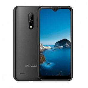 "Смартфон Ulefone Note 8P Black, Android 10, 5.5"" FW дисплей, 2GB + 16GB"