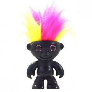 Танцуващ детски робот WowWee Elektrokidz черен, включени батерии, танцуваща коса