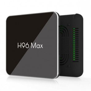 Смарт TV Box H96 Max, Android 9.0,SDRAM 4+64 GB, 4k Video
