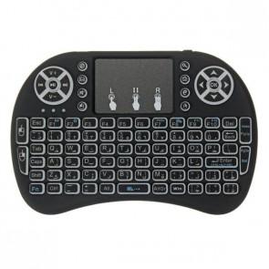 Smart I8 Keyboard, Безжична смарт клавиатура, 2.4 G