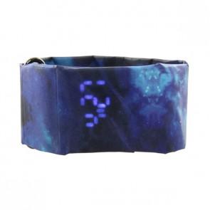 Art Watch, цифров часовник,waterproof, лек и елегантен, подходящ за деца и жени, Blue