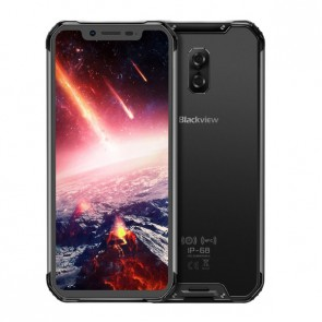 Blackview BV9600 Pro Black, Смартфон,6.2'' Display, 6GB+128GB, IP68, IP69K + подарък протектор за дисплея