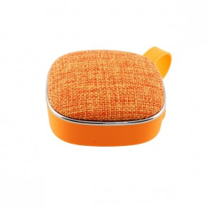 Преносима колонка Bluetooth speaker  Smartfonix X25, 3 W, Оранжева